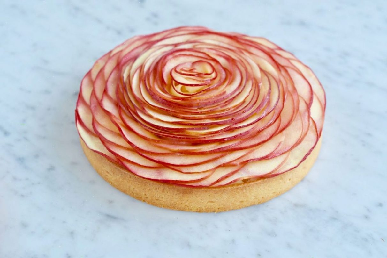 Beste Appel Rozentaart - een recept van Gwenn's Bakery LY-73