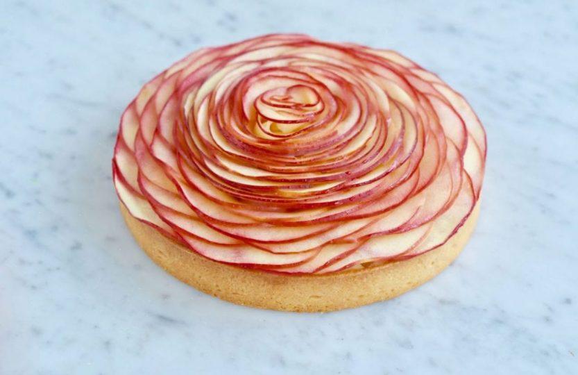 Appel Rozentaart - Gwenn's Bakery