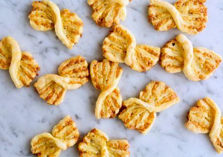 Kaasstrikken - Gwenn's Bakery