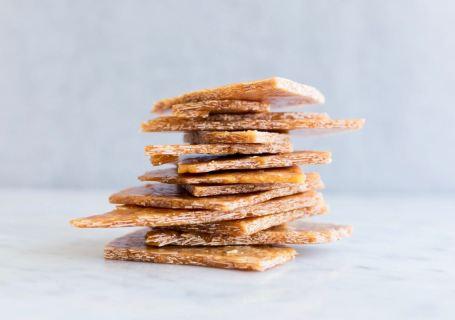 Nougatine zelf maken - Gwenn's Bakery