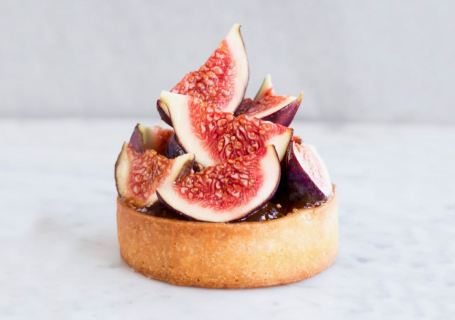 Vijgen tartelettes - Gwenn's Bakery