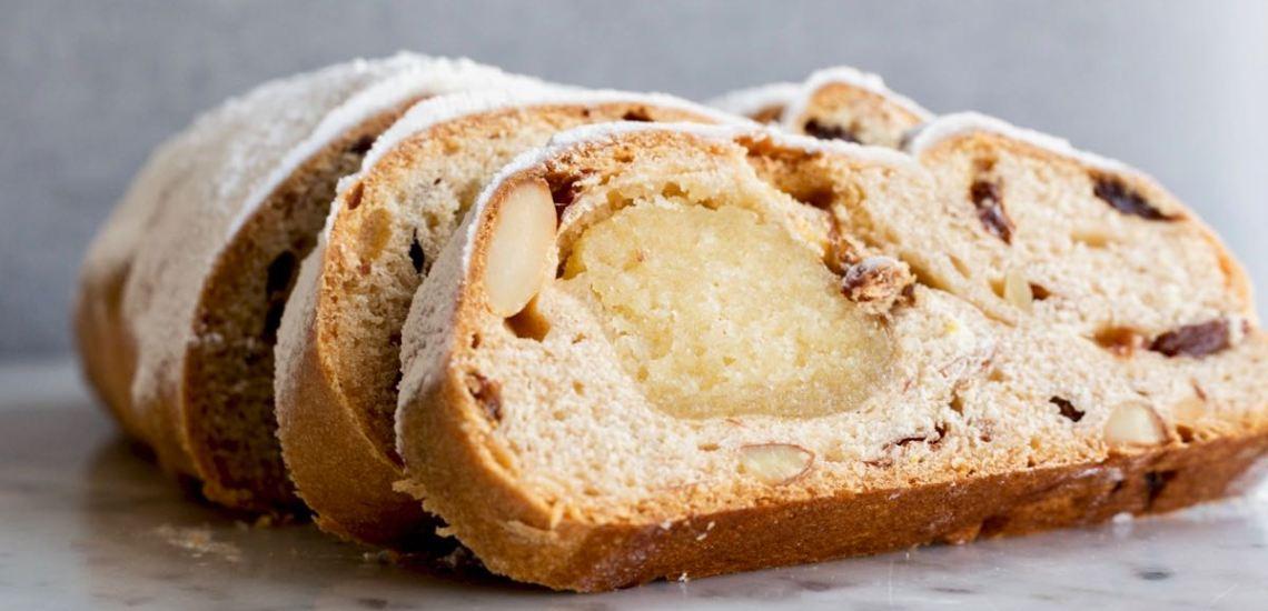 Kerststol - Gwenn's Bakery