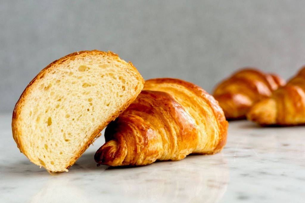 Croissants recept - Gwenn's Bakery