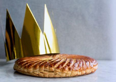 Galette des rois (driekoningentaart) - Gwenn's Bakery