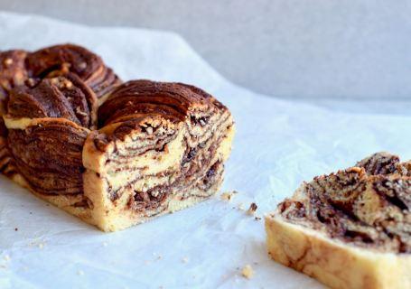 Chocolade Babka - Gwenn's Bakery