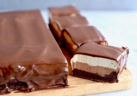 Chocoladecake met koffiemascarpone - Gwenn's Bakery