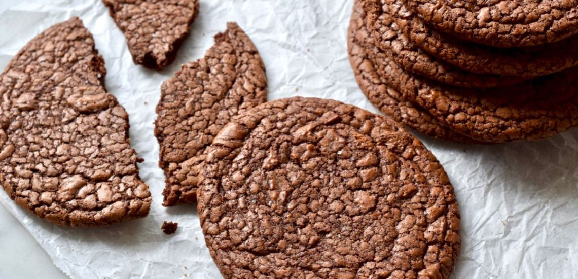 Brownie Cookies - Gwenn's Bakery