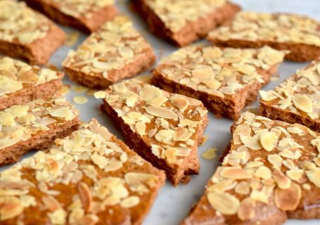 Speculaasbrokken recept - Gwenn's Bakery