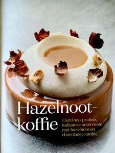 hazelnoot koffie