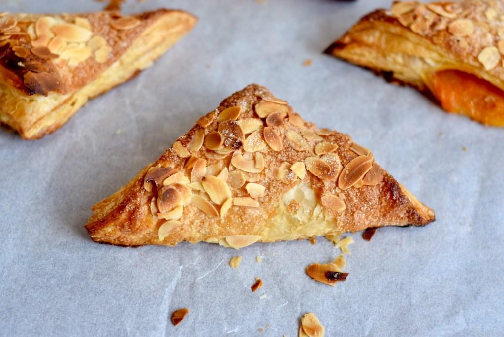 Abrikozenflappen met amandel - Gwenn's Bakery