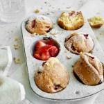 Aardbeienmuffins - Gwenn's Bakery
