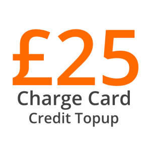 £25 Credit Topup