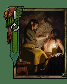牌組介紹─松鼠黨之特殊傳說(0.8.16) – 來一場昆特牌吧!