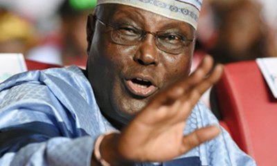 Kagara Abduction: Atiku proffers solutions to Nigeria's security challenges