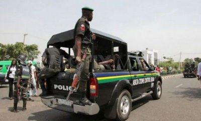 Police Nab Five Suspected Kidnappers In Kaduna