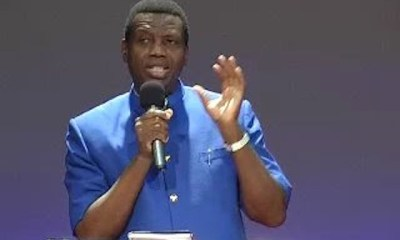 Pastor Adeboye Urges More Prayers For Nigeria As Security Challenges Mount