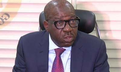 I Stand By My Claim On Printing Of N60bn, Obaseki Replies FG
