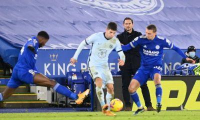 Leicester go top