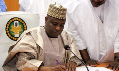 Tambuwal at 50