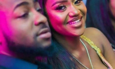 Davido's Fiancee, Chioma Reveals She Wants Three More Kids Before She's 30