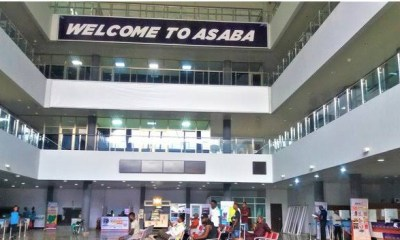 claims on Asaba Airport