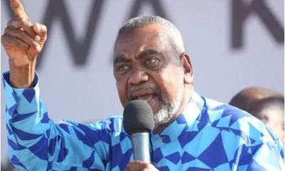 Zanzibar first vice-president Hamad dies of COVID-19 at 77