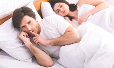Man Excited As Wife Gives Him Permission To Cheat But Shouldn't Impregnate Anyone
