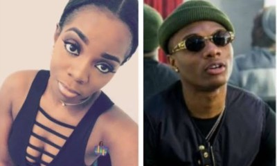 Fans React After Shola Showers Wizkid With Praises And Prayers