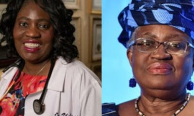Sister To Okonjo-Iweala Wins Family Doctor Of The Year Award In Maryland USA