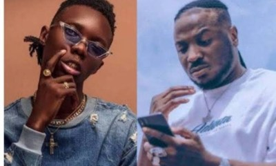 Stop Comparing Me With Peruzzi Wey Never Drop Album -Blaqbonez