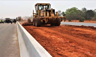 Inability Of FG To Finish Constructing Lokoja-Abuja Road For 15 Years Is A Shame Says CAN President