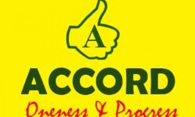 Why We Won't Support Appointment Of LG Sole Administrators In Lagos State- Accord Party