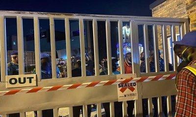 Police Raid Cubana Night Club, Arrest Over 200