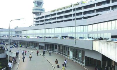 Bullet Reportedly Hits Ondo Assembly Member At Lagos Airport