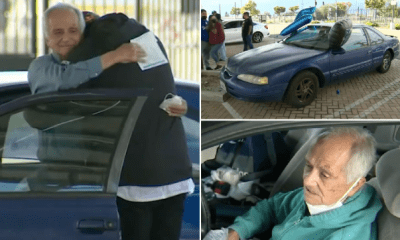 Students Raise Thousands for Teacher After Discovering He Was Living In Car