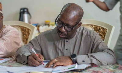 Obaseki's Claims Of Printing N60bn To Support March Allocation Untrue, Sad - FG
