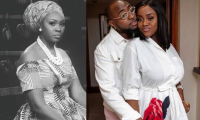 Nigerians Attack TV Host For Condemning Davido's Baby Mama, Chioma