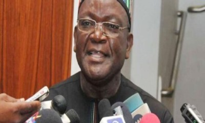 10,000 Nigerian Boys, Girls Still In Boko Haram Captivity-Ortom