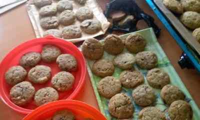 Drugged Cookies