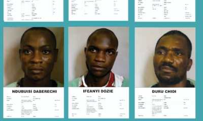 Imo Prison Attack: Nigeria Govt Releases Names, Pictures Of Escapees