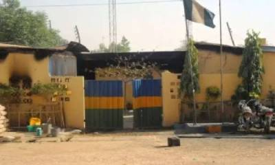 Police Inspector Accidentally Shot Himself While servicing rifle in Abia