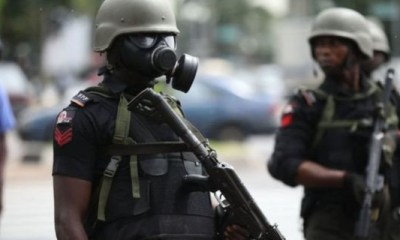 Operatives In Imo Foil Attack On Police, Kill 11 – Army