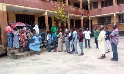 Lagos voter