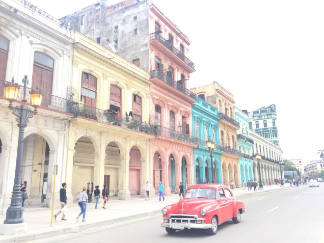 Just Another Day in Havana