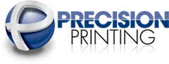 precision print logo