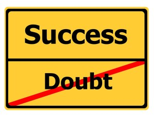 doubt - success