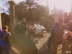 Scribe at Katzrin Park