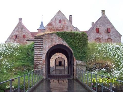 Spottrup Castle, Denmark