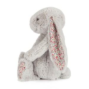 Blossom Silver Bunny (Medium)