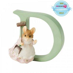 "Peter Rabbit – ""D"" – Hunca Munca Sweeping"